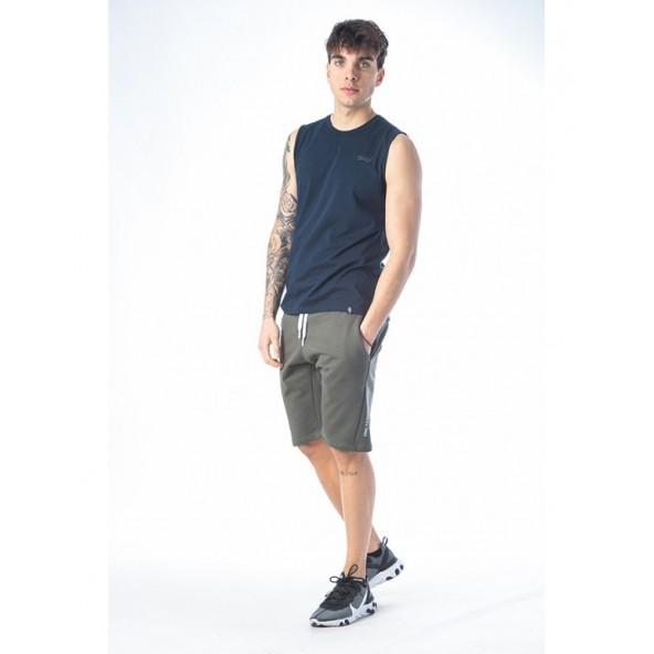 Paco 201592 long shorts khaki
