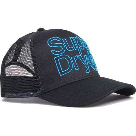 Superdry M9010003A cap black