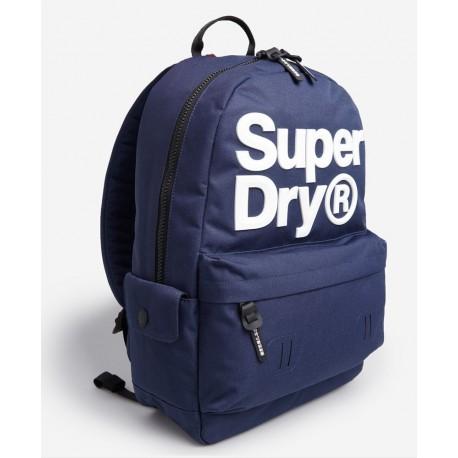 Superdry M9110028A-T6G logo montana downhill blue