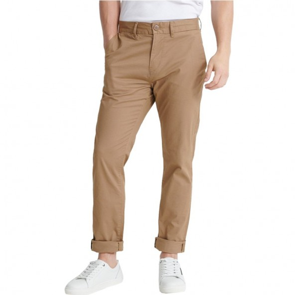 Superdry M7010014A-7SR edit chino combat brown