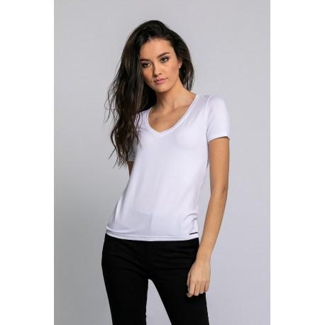 Noobass 03-01061 Μπλούζα λευκή