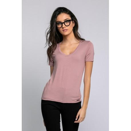 Noobass 03-01061 Μπλούζα ροζ
