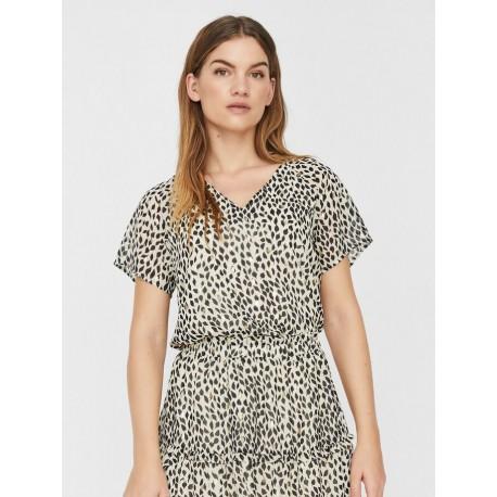 Vero moda 10231205 μπλούζα birch