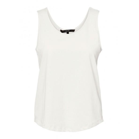 Vero moda 10226329 μπλούζα snow white