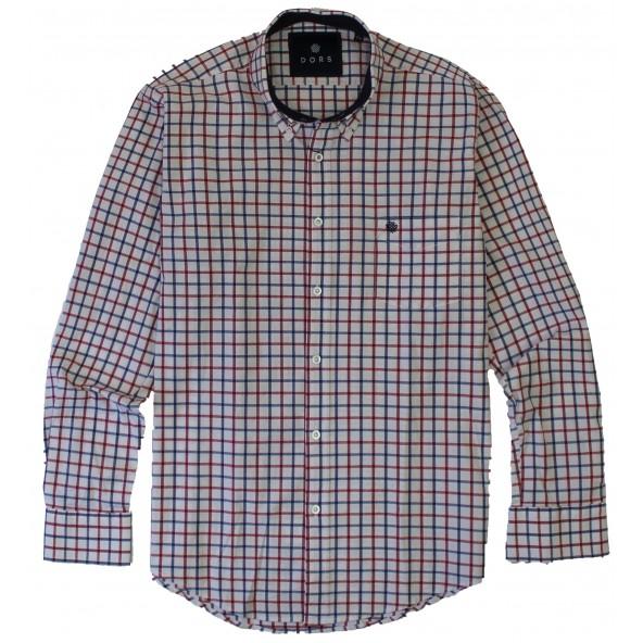 Dors 1028021.C01 shirt καρό