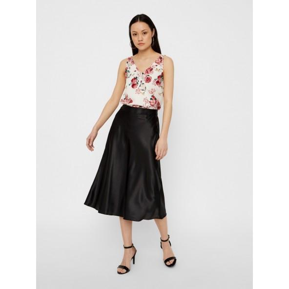 Vero moda 10222255 Φούστα black