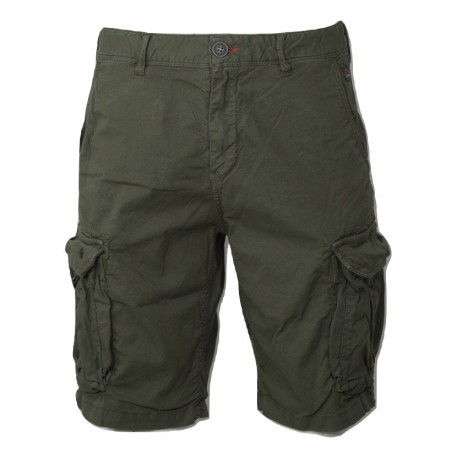 Funky buddha FBM00102403 cargo shorts khaki