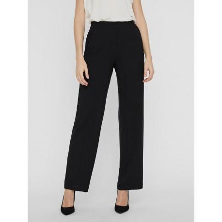 Vero moda 10227816 παντελόνι black