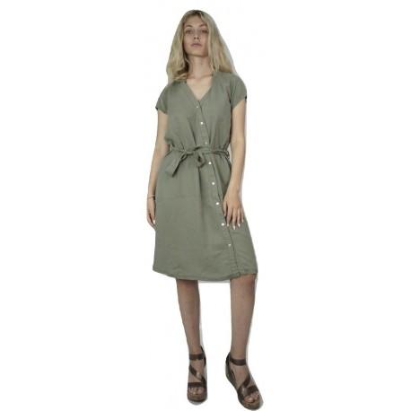 Edward WP-N-DRS-S20-005-ARMY dress