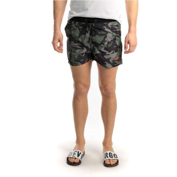 Devergo 1D011061SP6000 70 men beach shorts military