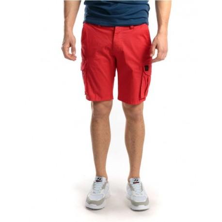 Devergo 1D011012MP6106 39 men shorts cargo red