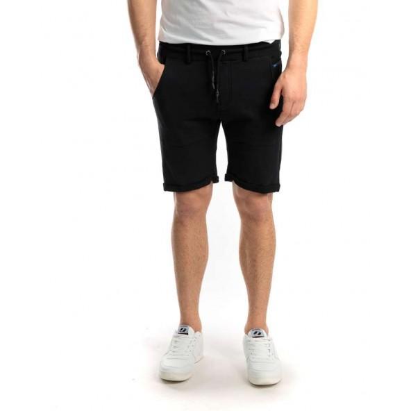 Devergo 1D011109MP0705 16 men jogging shorts black