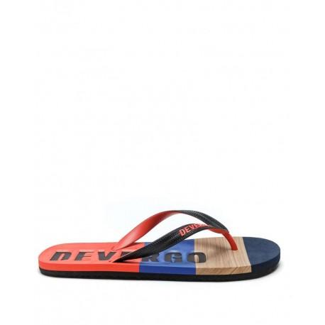 Devergo DE-RE2027CO 20SS 40 slippers petry colour