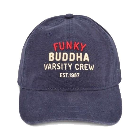 Funky buddha FBM00101010 cap navy