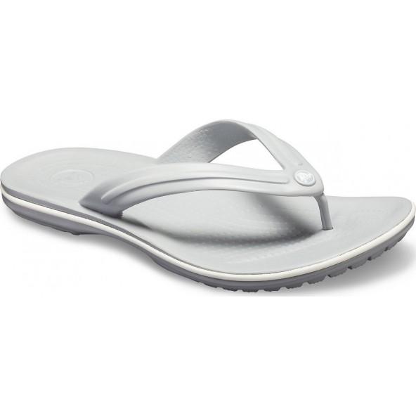 Crocs crocband flip 11033-00J light grey/white