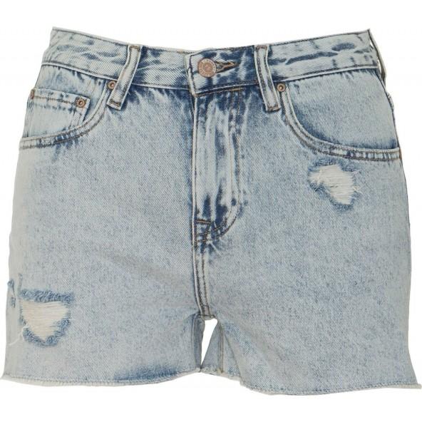 Funky buddha FBL00116803 bleach shorts