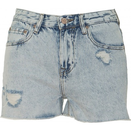 Funky buddha FBL00116803 bleach shorts