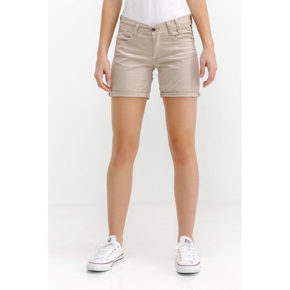 Edward WP-N-BRM-S20-001-BEIGE MARGOT-C SHORTS