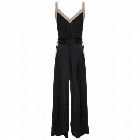 Moutaki 20.05.06 black Ολόσωμη φόρμα