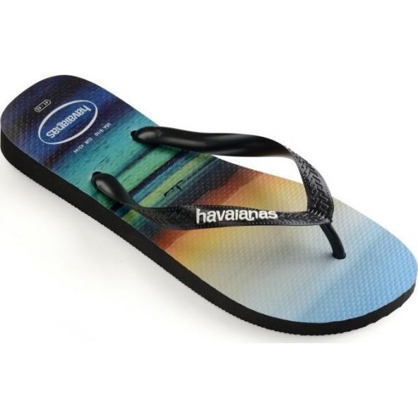 Havaianas 4127920-4058 Σαγιονάρες Black