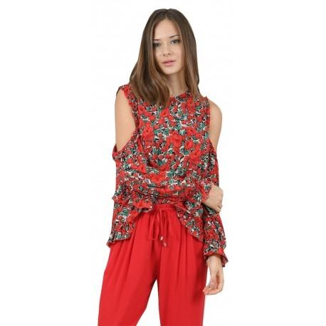 Molly bracken LA385P20 Μπλούζα