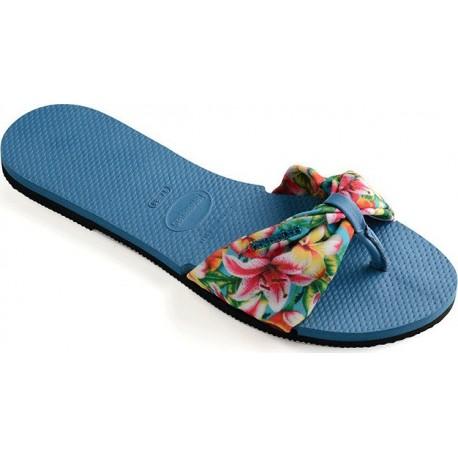 Havaianas 4140714-0057 Σαγιονάρες Blue