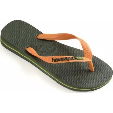 Havaianas 4110850-7670 Σαγιονάρες olive