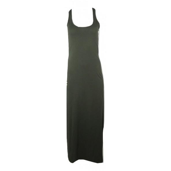 Paco 86100 khaki Φόρεμα