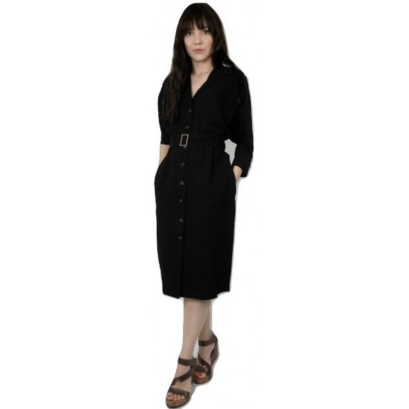 Moutaki 20.07.25 Φόρεμα Μαύρο