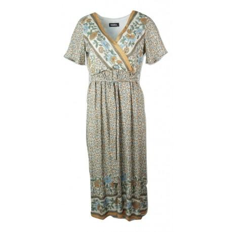 Paranoia 13227 Φόρεμα Εμπριμέ