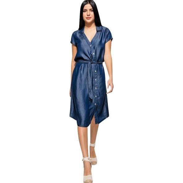 Edward WP-D-DRS-S20-002-BLUE dress