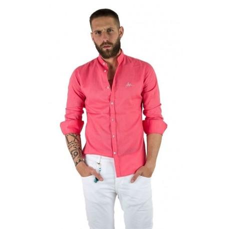 Stefan 9030 - s/s 20 shirt coral