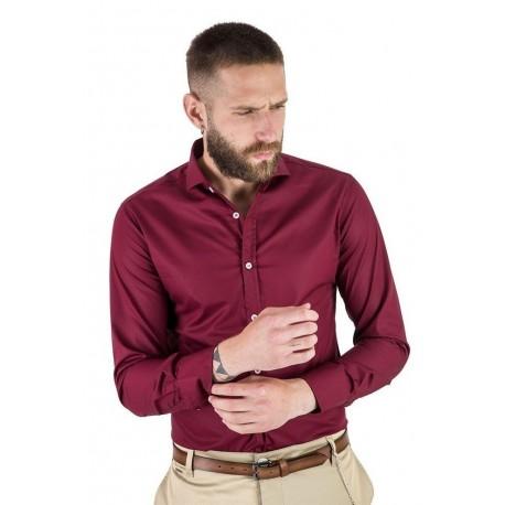 Stefan 9061 - F/W 20 shirt bordeaux