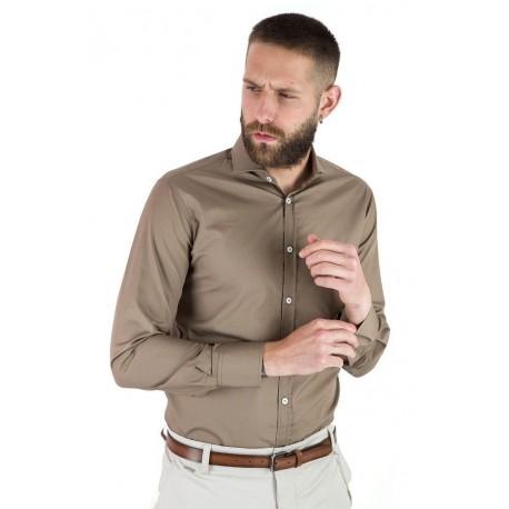 Stefan 9061 - F/W 20 shirt fango