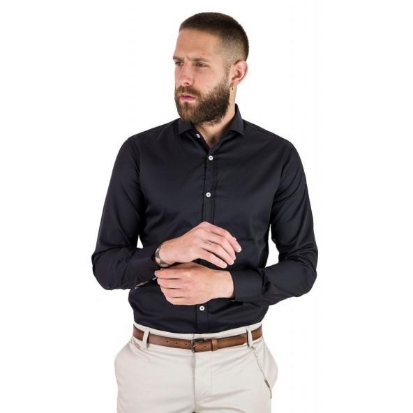 Stefan 9061 - F/W 20 shirt BLACK