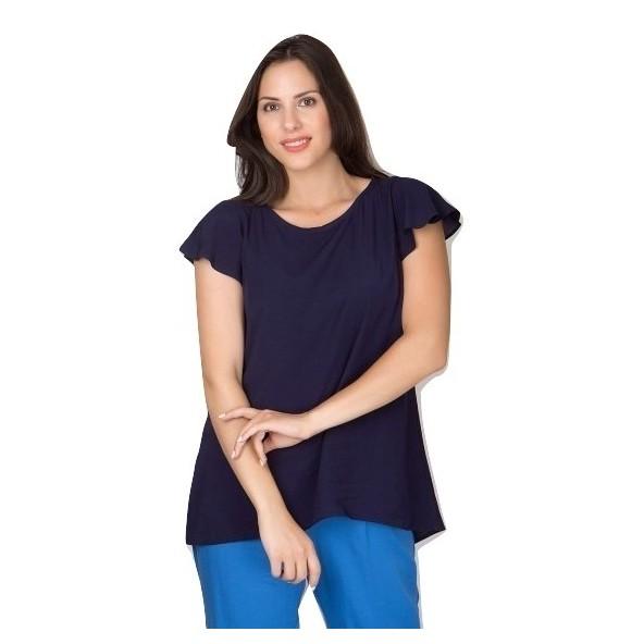 Mara's Collection 1112 Μπλούζα μπλε