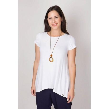 Mara's Collection 1065 Μπλούζα Λευκό