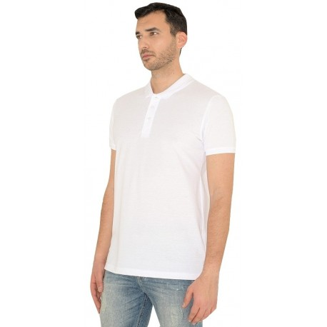Smart 43-206-033 polo shirt white