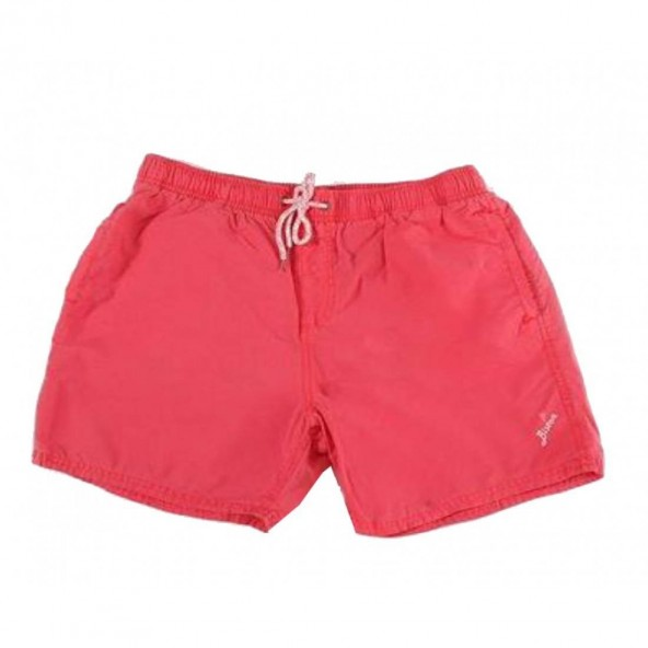 Biston 35-231-001 red swimming shorts