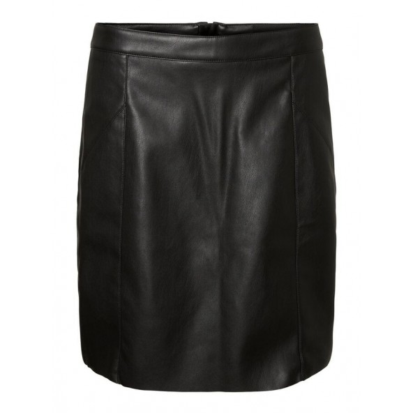 Vero moda 10231182 black Φούστα