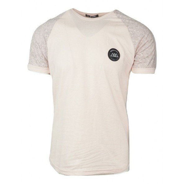Noshame 142018 Τ-shirt σομόν