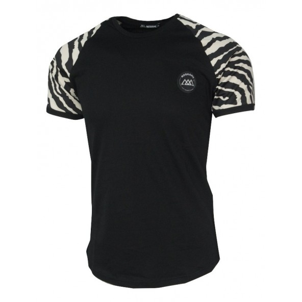 Noshame 132005 Τ-shirt μαύρο