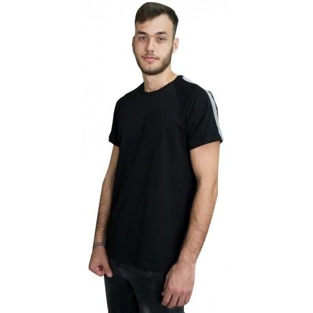 Prophet 180960048 triple tape t-shirt black