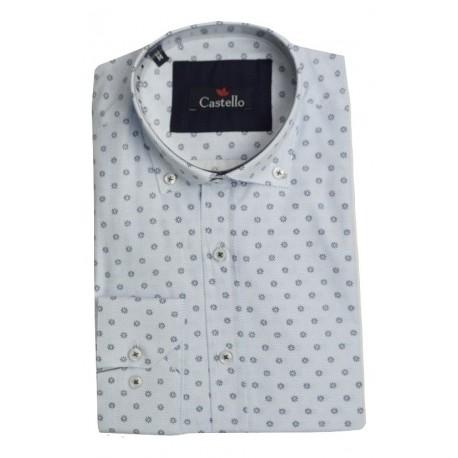 Castello 019-1006 C4 shirt white