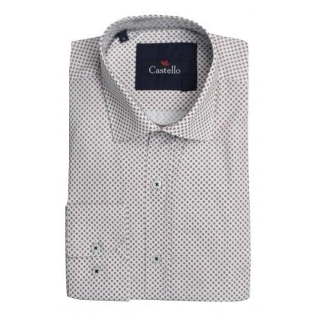 Castello 019-1006 C13 shirt white