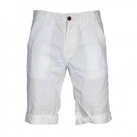 Biston 27-221-007 βερμούδα chinos Off white