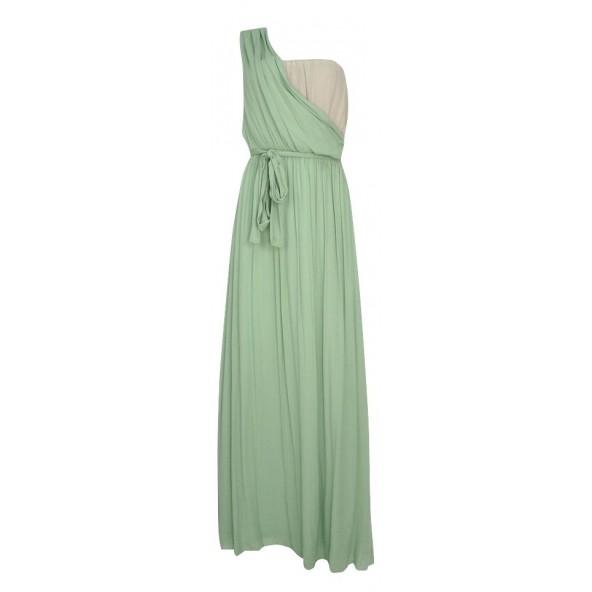 Moutaki 19.07.11 Πράσινο Φόρεμα