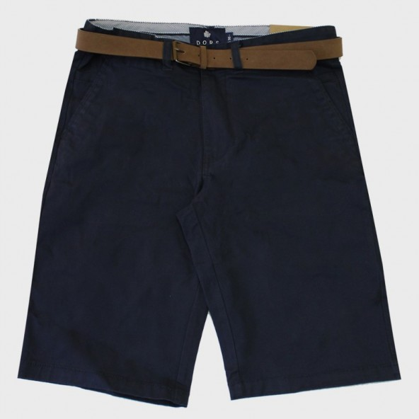 Dors 2128001.C02 navy shorts