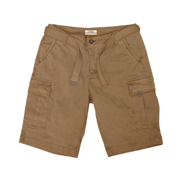 Double outfitters MSHO-116VA Cargo Shorts camel