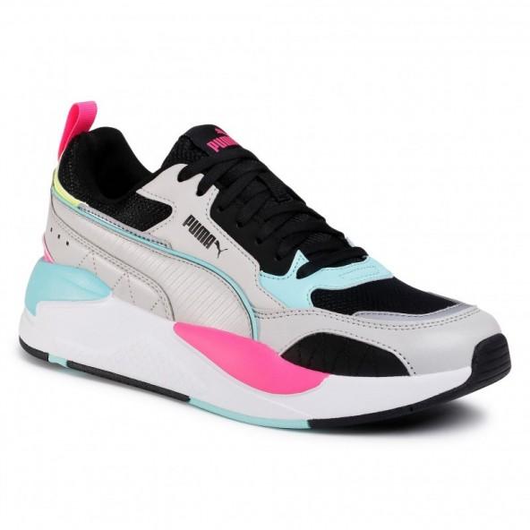 Puma X-Ray 2 Square Trainers 373108-04 παπούτσια γκρι